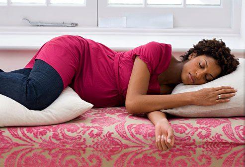 Dormir con dolor de espalda
