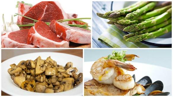 Alimentos a evitar para prevenir los ataques de gota