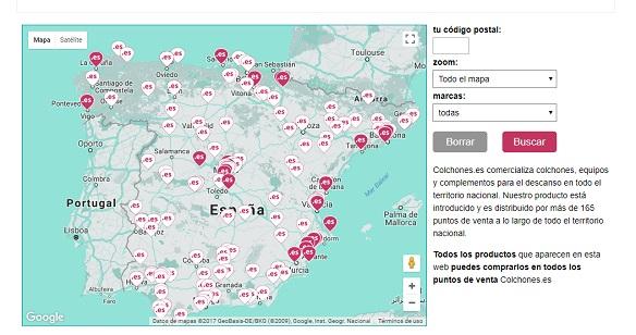 Tiendas de colchones en Cádiz