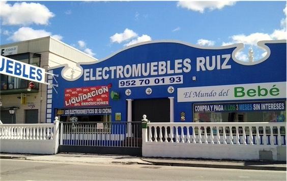 Tiendas de Colchones en Málaga Electromuebles Ruiz