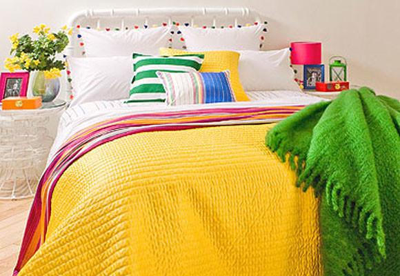 cómo vestir tu cama bien