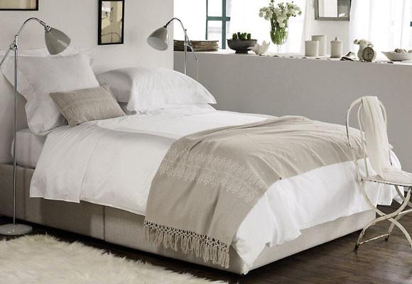 cómo vestir la cama bien