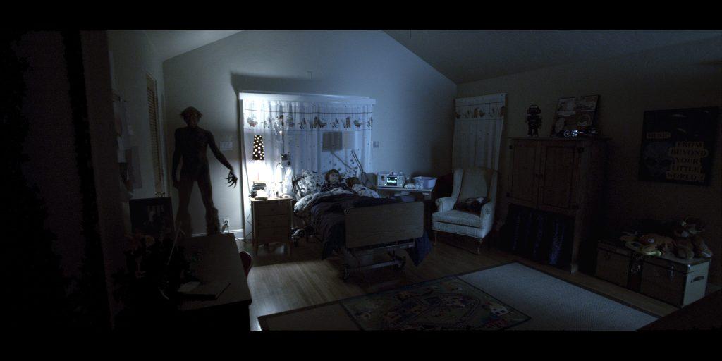 Monstruos en el dormitorio