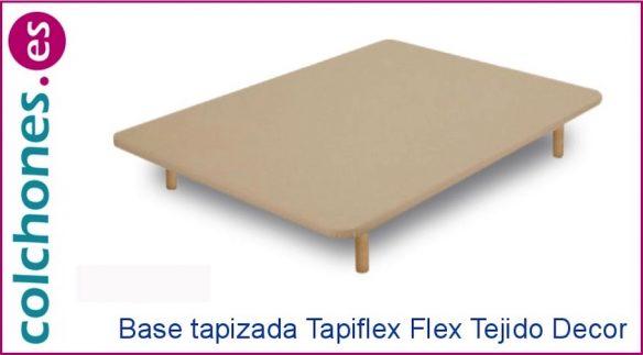 catálogo de bases tapizadas Flex