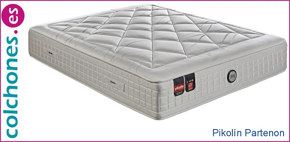 Un colchón de lujo: Pikolin Partenón