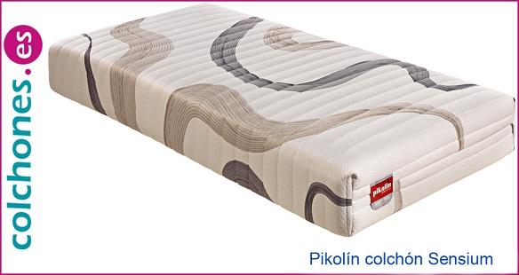 Nuevo colchón Pikolín Sensium, articulado desenfundable