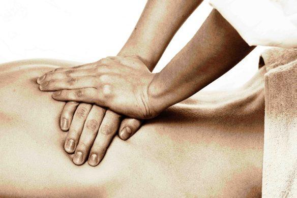 Peso y dolor de espalda