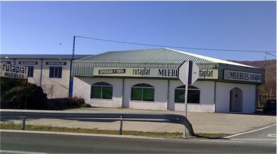 Tienda de colchones en Cáceres Muebles Rutaplat