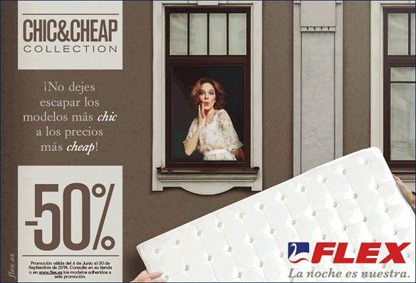 Promoción Flex Chic&Cheap