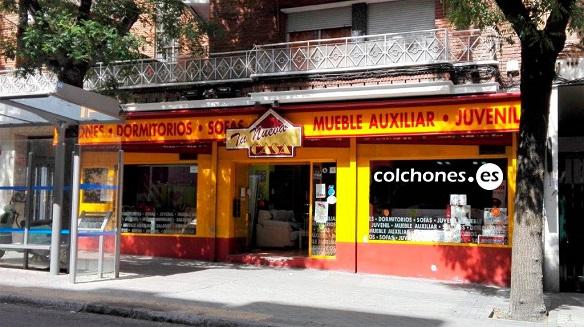 Tienda de colchones en Madrid Tu Nueva Casa