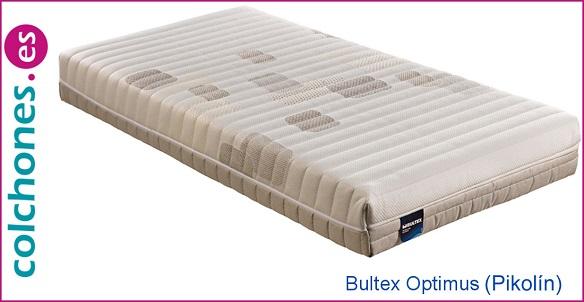 Precio del colchón Óptimus Bultex