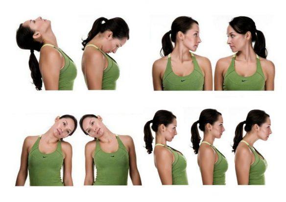 dolor de cuello y contracturas