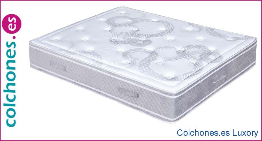 nuevo colchón Luxory de Colchones.es