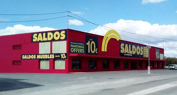 Tiendas de colchones en Almoradí (Alicante): La Mueblería de los Saldos