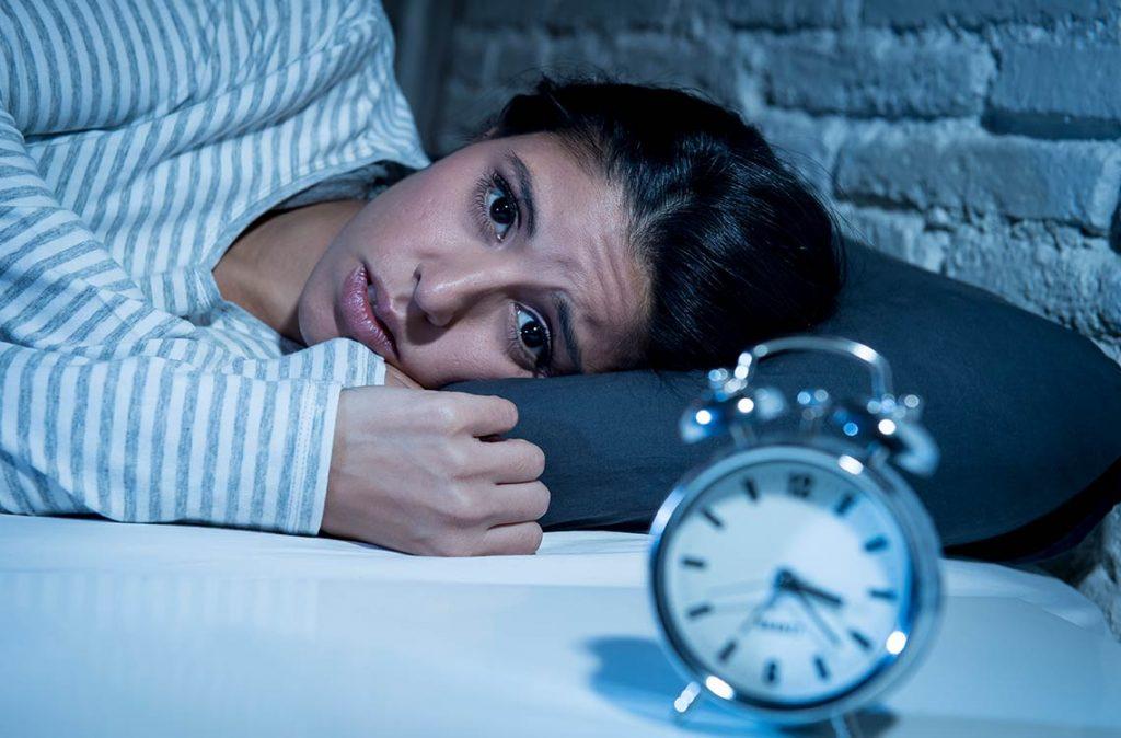 Dormir mal. Fuente: www.healthing.es