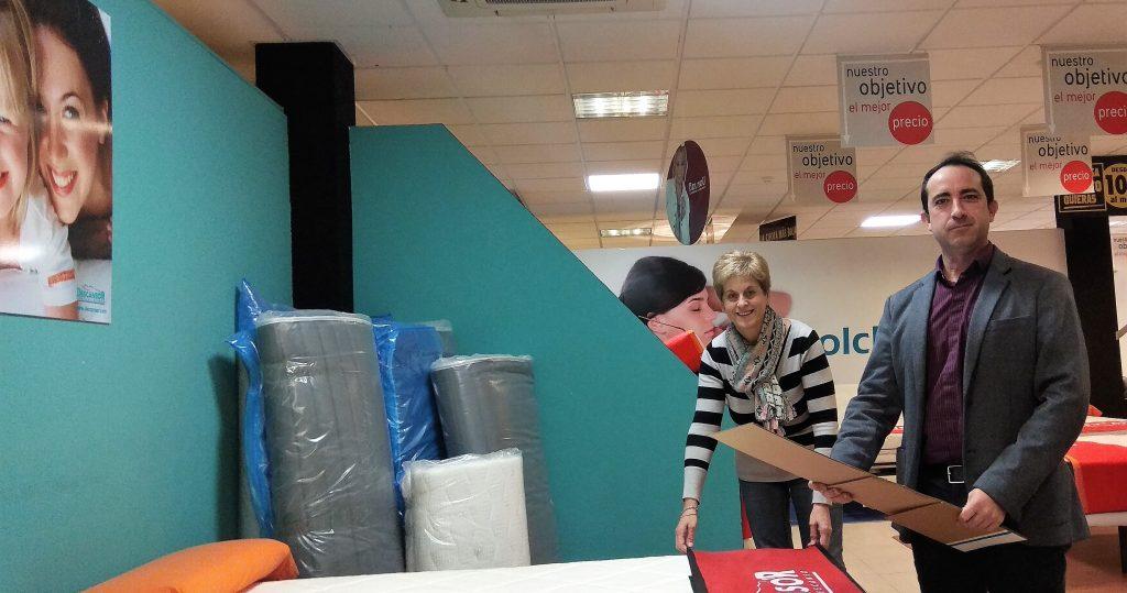 equipo Muebles la Factoría Torrevieja