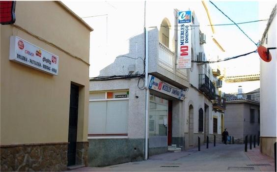 Tienda de colchones en Jaén Muebles y Cocinas Domingo