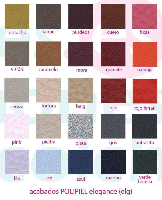 Nereida, el canapé tapizado más barato en tela o polipiel