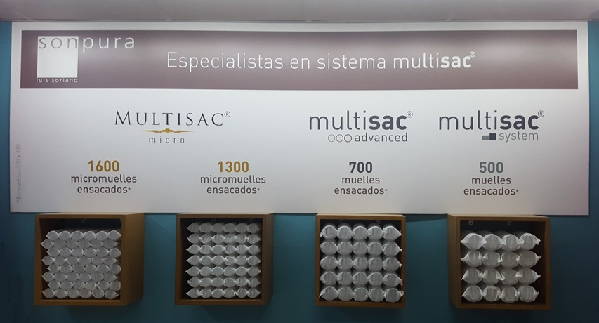 Tecnología Multisac Advanced Sonpura 2019