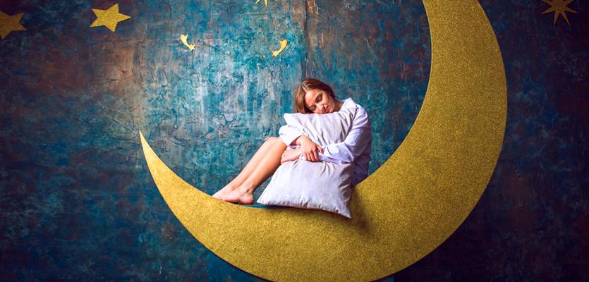 se duerme peor con luna llena
