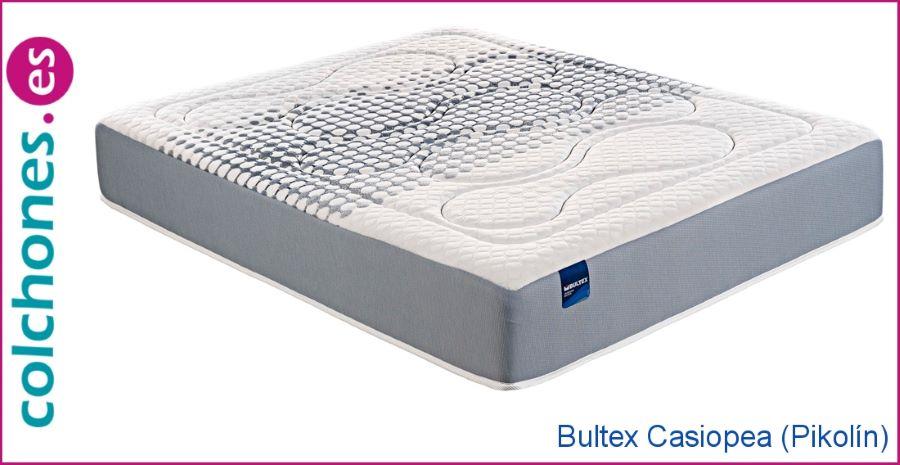 Nuevos tapizados colchones Bultex 2020