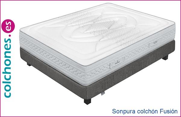colchón higiénico Certipur Fusión
