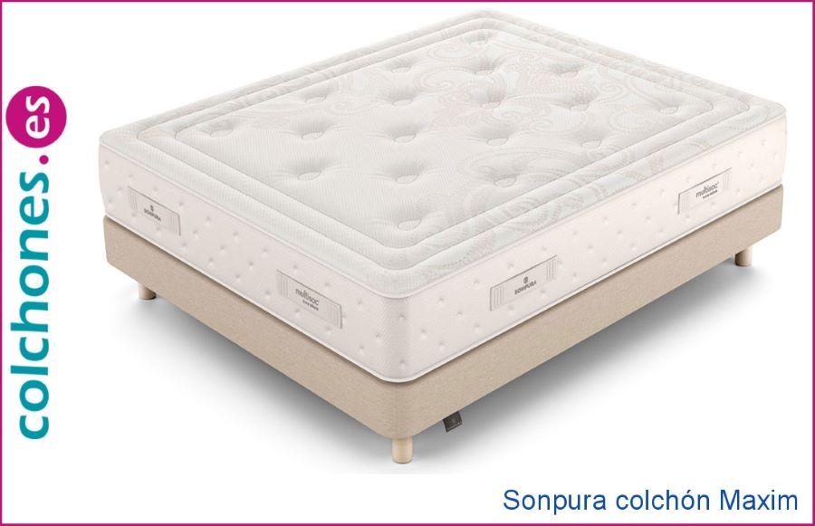 colchón Maxim de Sonpura