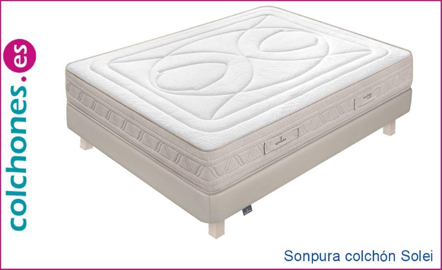 colchón Solei higiénico