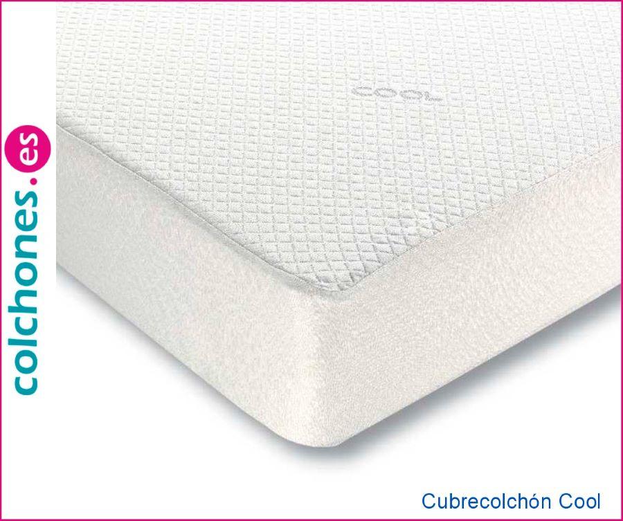 Cubre colchón Cool para sacar la humedad