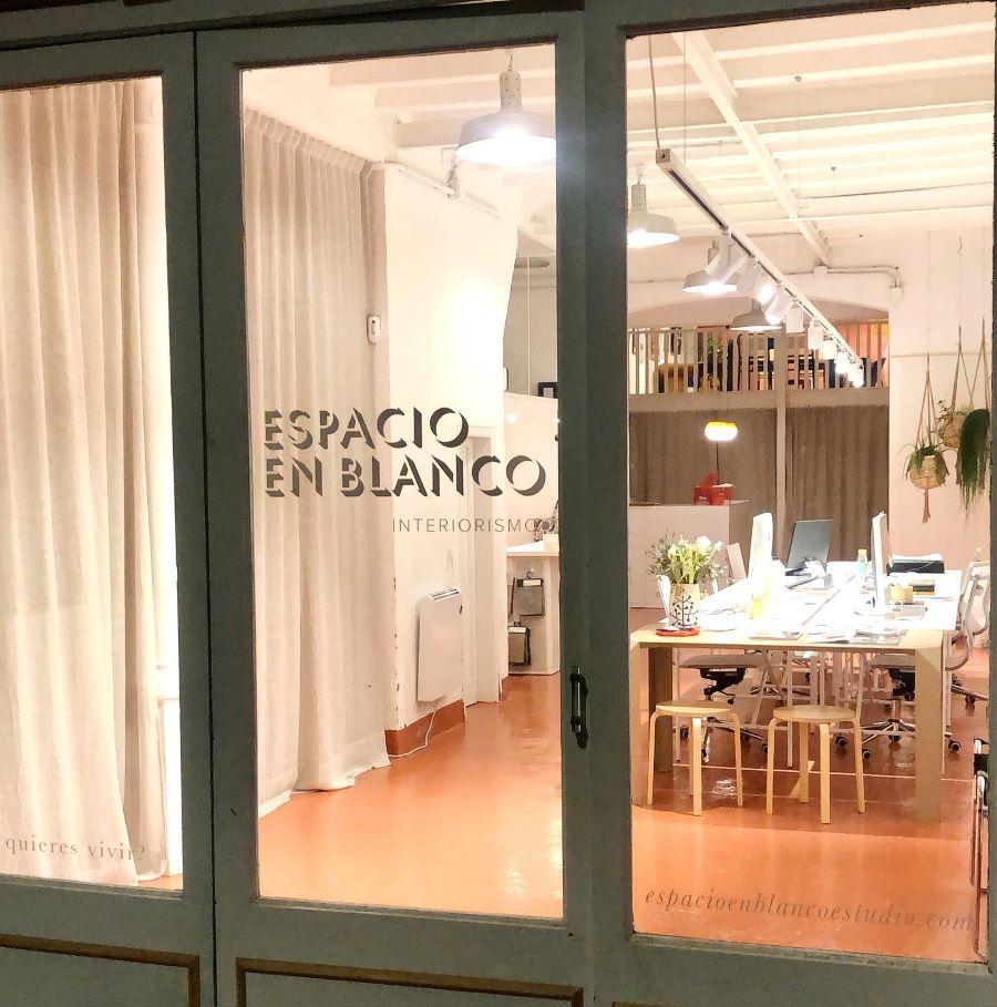 Estudio Espacio en Blanco Barcelona