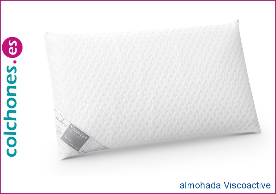 colección de almohadas viscoelásticas Sonpura
