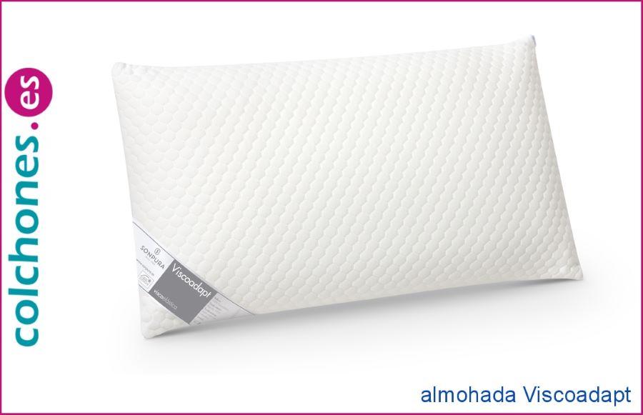 almohadas visco de Sonpura