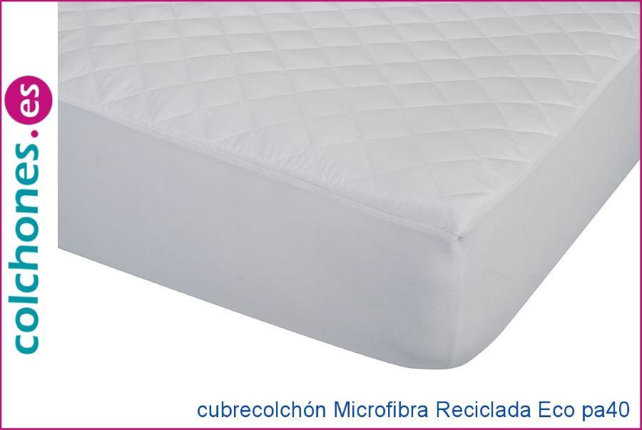 Cubrecolchón Microfibra Reciclada Eco de Pikolin Home