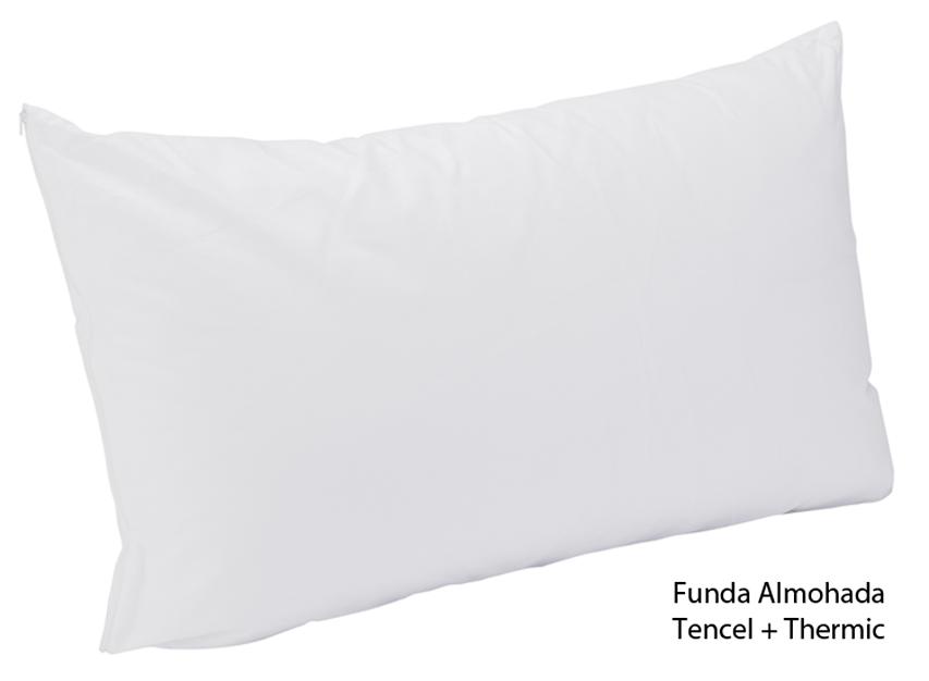 funda almohada Punto 100% Tencel +Thermic de Pikolin Home