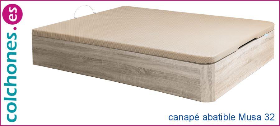 canapé madera Relax
