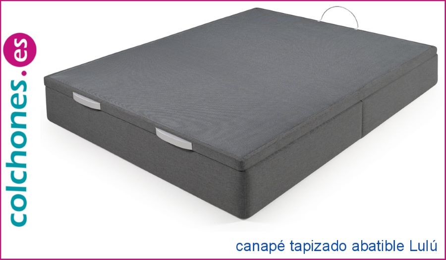 canapé tapizado Lulú