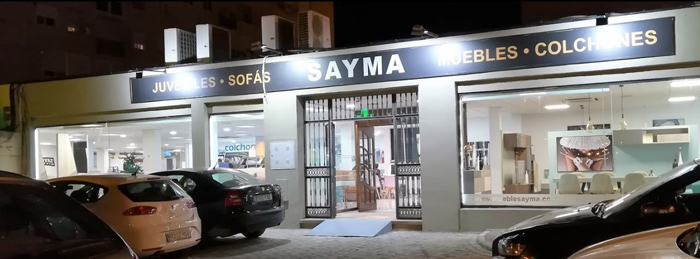 Muebles Sayma