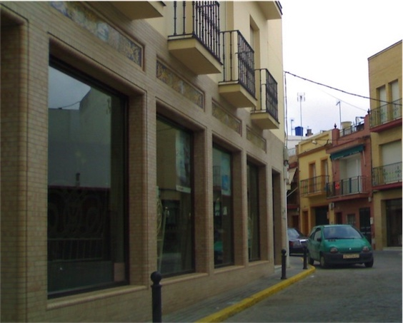 Fachada muebles-cardo-coria-del-rio