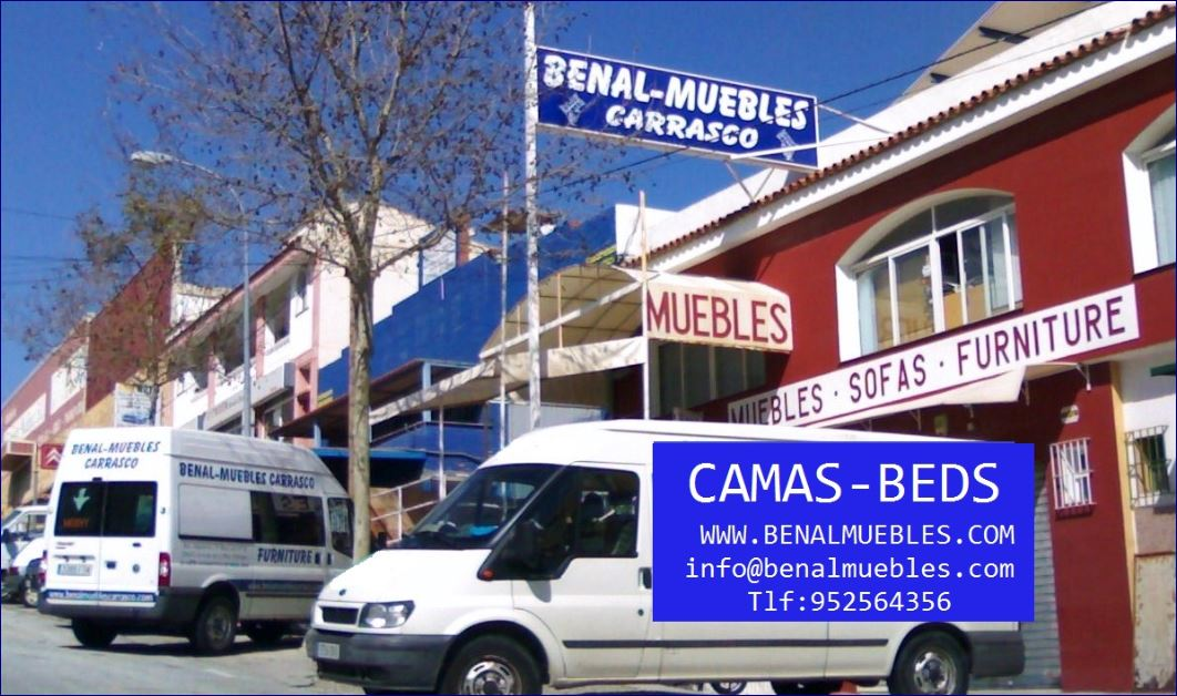 Camas-Beds (Benal - Muebles Carrasco)