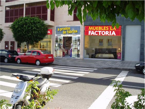 Muebles La Factoría - Las Palmas
