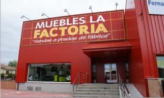 Muebles La Factoría - Ávila