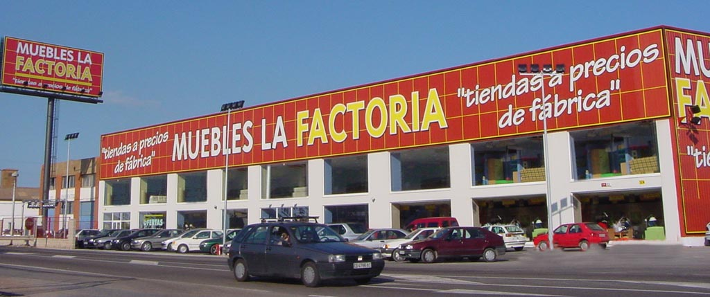 Muebles La Factoría - Castellón