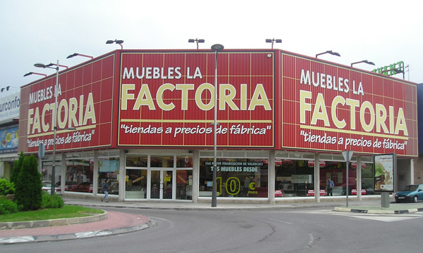Tiendas de en valencia ofertas en visco for Muebles la factoria oviedo