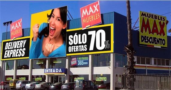 Muebles Max Descuento - Almoradí