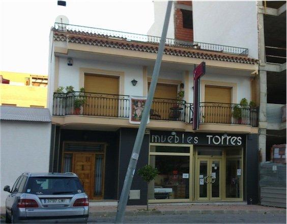 Fachada muebles-torres-puerto-lumbreras-orfeon