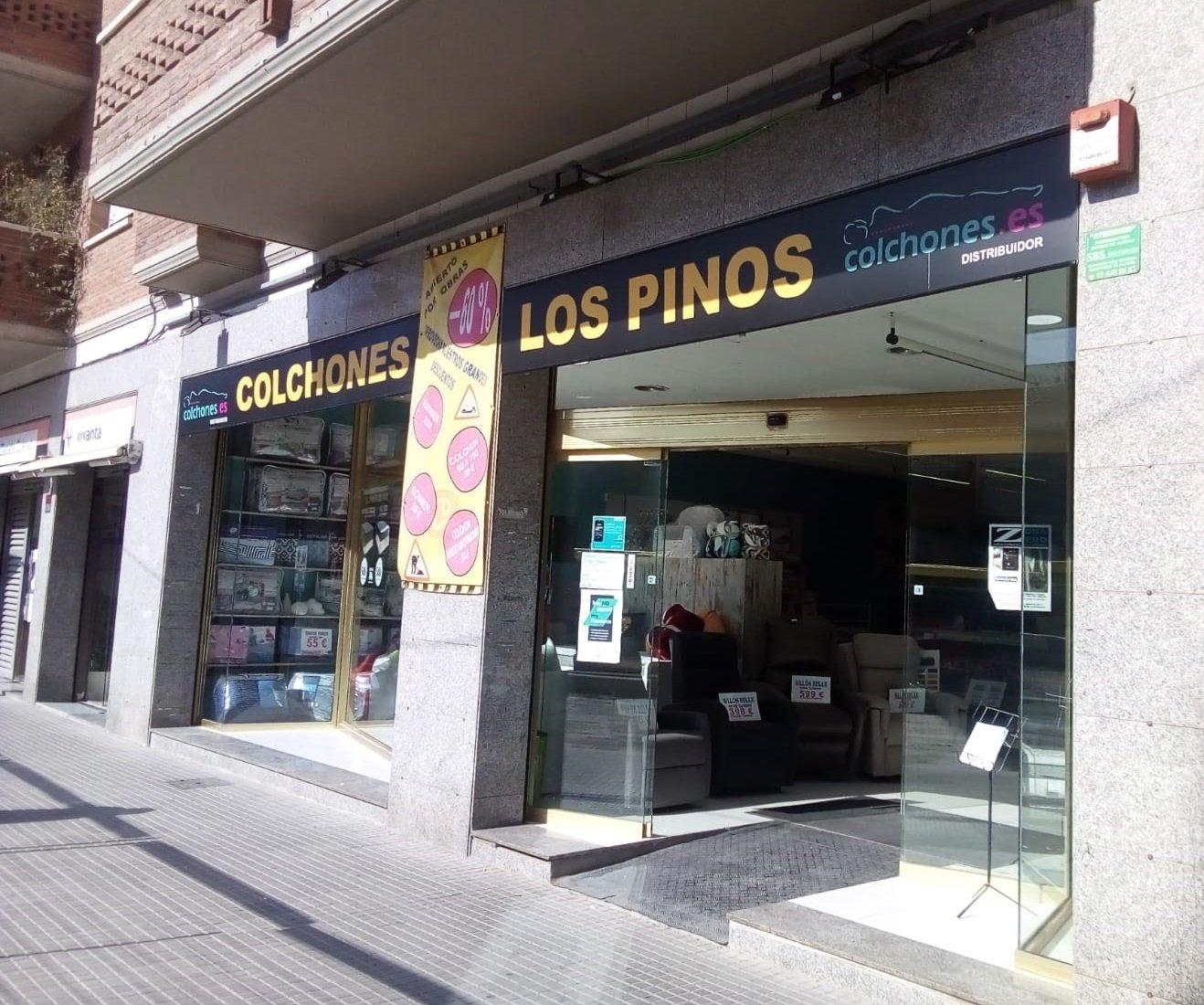 Tiendas de en barcelona ofertas en colchones bases - Casa de colchones ...