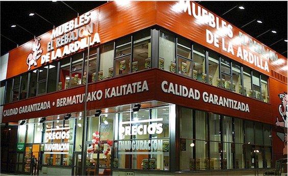 Muebles El Rebajón - Pamplona